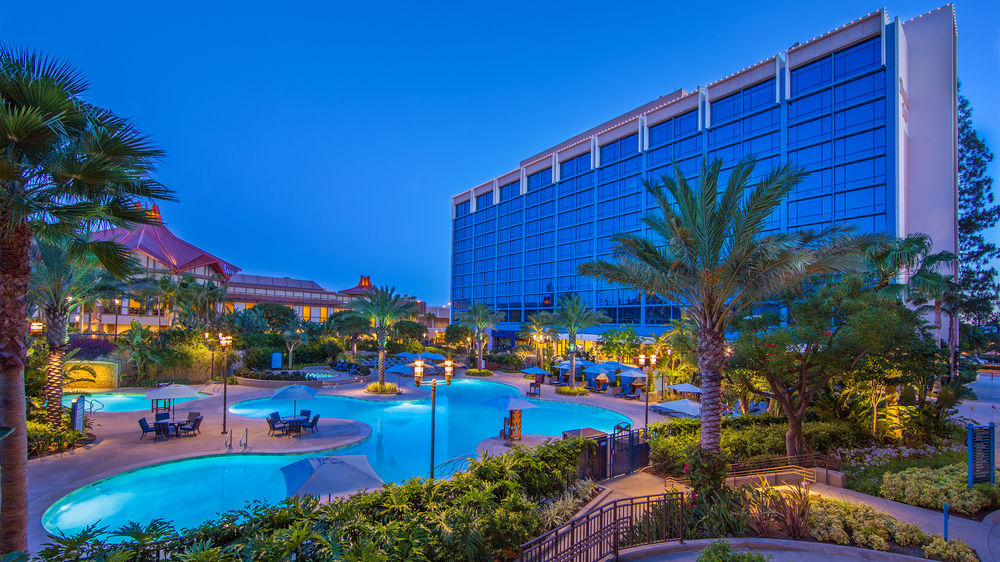 Disneyland Hotel Resort